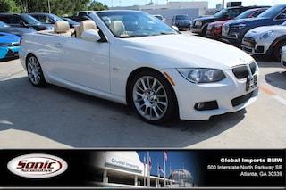 2012 BMW 328i Convertible for sale in Atlanta, GA