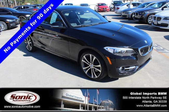 Certified Used 2016 BMW 228i w/SULEV Coupe in Atlanta