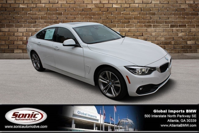 Certified Used 2019 BMW 430i Gran Coupe in Atlanta