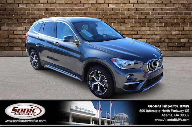 New 2018 BMW X1 sDrive28i SAV in Atlanta