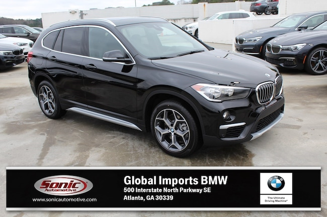 Used 2019 BMW X1 sDrive28i SUV in Atlanta
