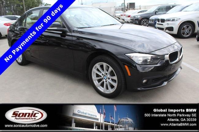 Certified Used 2016 BMW 320i i Sedan in Atlanta