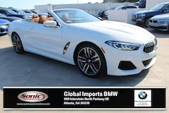 New 2019 BMW M850i xDrive Convertible in Atlanta