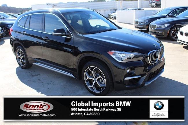 New 2019 BMW X1 sDrive28i SUV in Atlanta