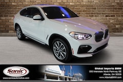 New 2019 BMW X4 xDrive30i Sports Activity Coupe in Atlanta