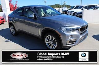 New 2019 BMW X6 xDrive50i SAV for sale in Atlanta, GA