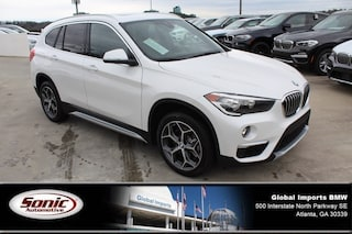 Used 2019 BMW X1 sDrive28i SUV for sale in Atlanta, GA