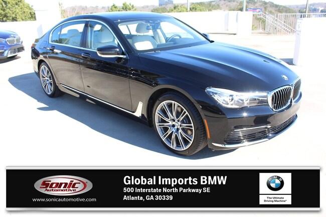 New 2019 BMW 740i Sedan in Atlanta