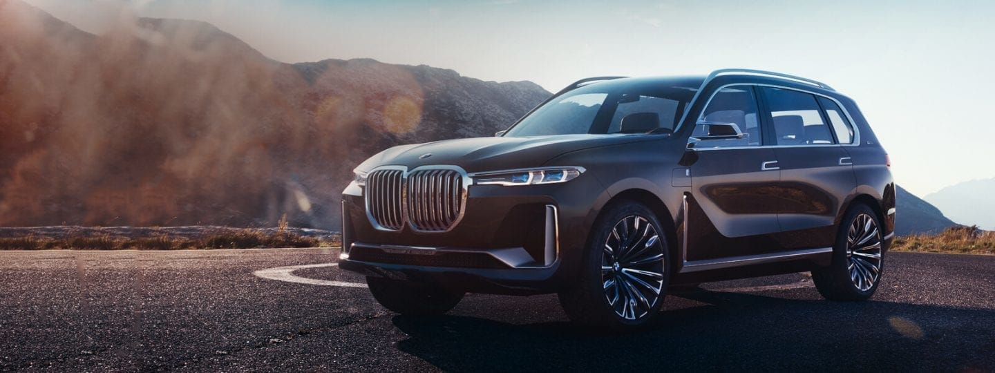 2019 Bmw X7 Review Specs And Features Atlanta Marietta Ga