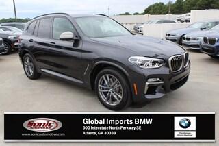 New 2019 BMW X3 M40i SAV for sale in Atlanta, GA
