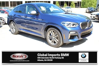New 2019 BMW X4 M40i Sports Activity Coupe for sale in Atlanta, GA
