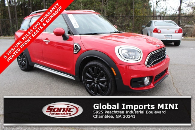 Used 2019 Mini Countryman For Sale At Land Rover South Atlanta Vin