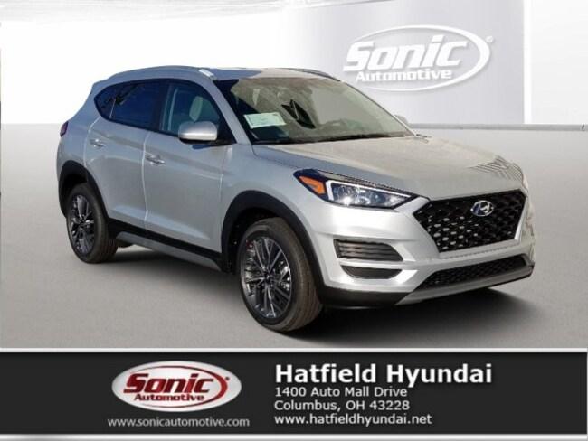 New 2019 Hyundai Tucson SEL SUV in Columbus, OH