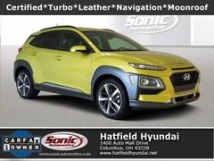Certified 2018 Hyundai Kona Ultimate SUV in Columbus, OH
