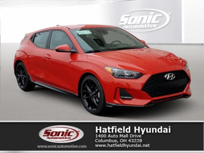 New 2019 Hyundai Veloster Turbo R-Spec Hatchback in Columbus, OH