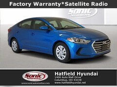 Used 2017 Hyundai Elantra SE Sedan in Columbus, OH
