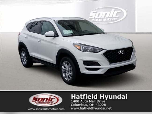 New 2019 Hyundai Tucson Value SUV in Columbus, OH