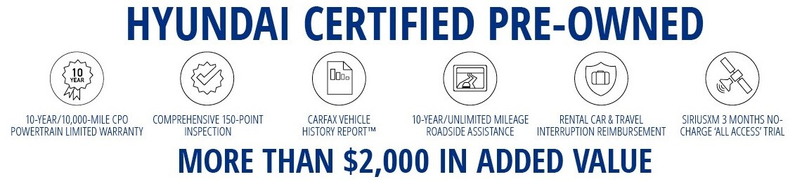 Hyundai Certified Pre Owned >> Hyundai Certified Pre Owned Hatfield Hyundai Serving Columbus