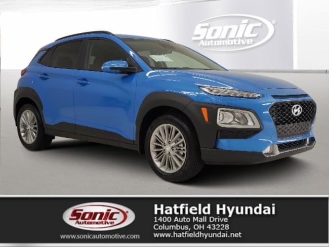 New 2019 Hyundai Kona SEL SUV in Columbus, OH
