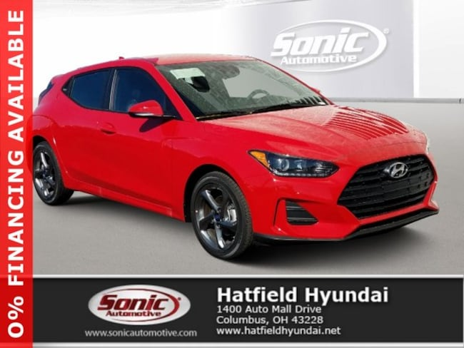 New 2019 Hyundai Veloster 2.0 Hatchback in Columbus, OH