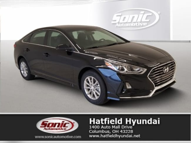 New 2019 Hyundai Sonata SE Sedan in Columbus, OH
