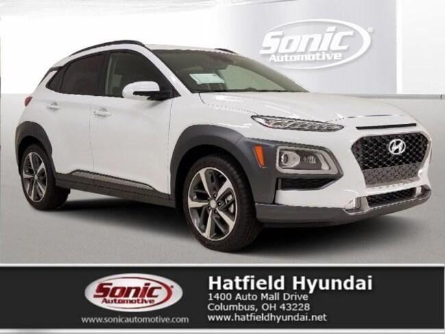 New 2019 Hyundai Kona Limited SUV in Columbus, OH