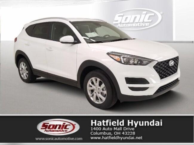 New 2019 Hyundai Tucson Value SUV in Columbus, OH