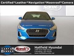 Certified 2018 Hyundai Elantra GT Sport Hatchback in Columbus, OH