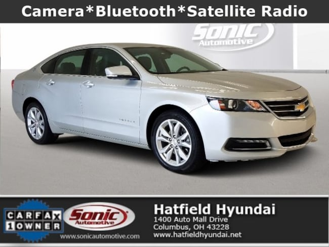 Used 2018 Chevrolet Impala LT Sedan in Columbus, OH