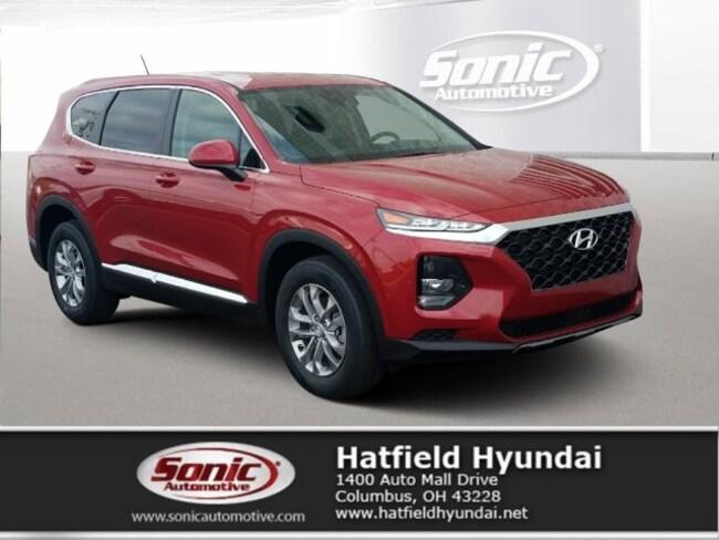 New 2019 Hyundai Santa Fe SE 2.4 SUV in Columbus, OH