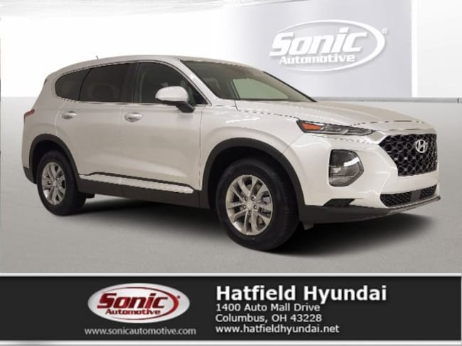 New 2019 Hyundai Santa Fe SE 2.4 SUV in Columbus, OH