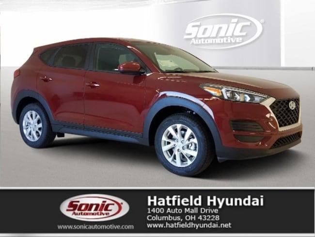 New 2019 Hyundai Tucson SE SUV in Columbus, OH