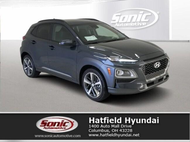 New 2019 Hyundai Kona Ultimate SUV in Columbus, OH
