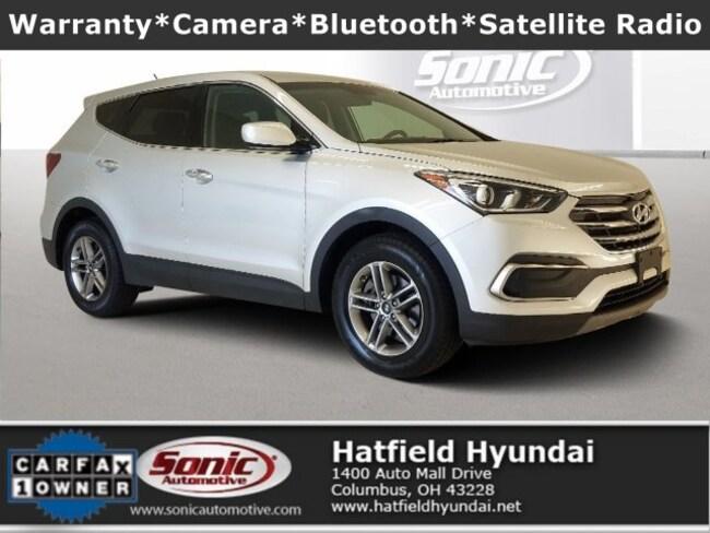 Used 2018 Hyundai Santa Fe Sport 2.4L SUV in Columbus, OH