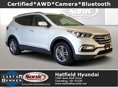 Certified 2017 Hyundai Santa Fe Sport 2.4L SUV in Columbus, OH