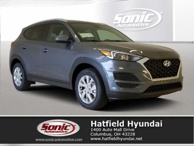 New 2019 Hyundai Tucson Sport SUV in Columbus, OH