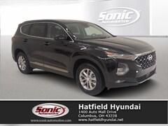 New 2019 Hyundai Santa Fe SEL 2.4 SUV Columbus, OH
