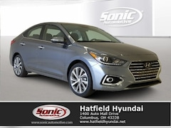 New 2019 Hyundai Accent Limited Sedan Columbus, OH