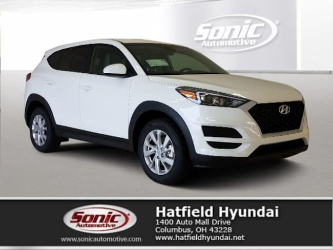 New 2019 Hyundai Tucson SE SUV in Columbus, OH