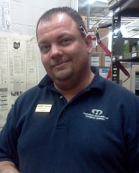 Donnie Hoover-Parts-Manager
