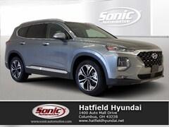 New 2019 Hyundai Santa Fe Limited 2.0T SUV Columbus, OH