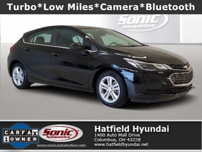 Used 2017 Chevrolet Cruze LT Hatchback in Columbus, OH
