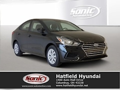 New 2019 Hyundai Accent SE Sedan Columbus, OH