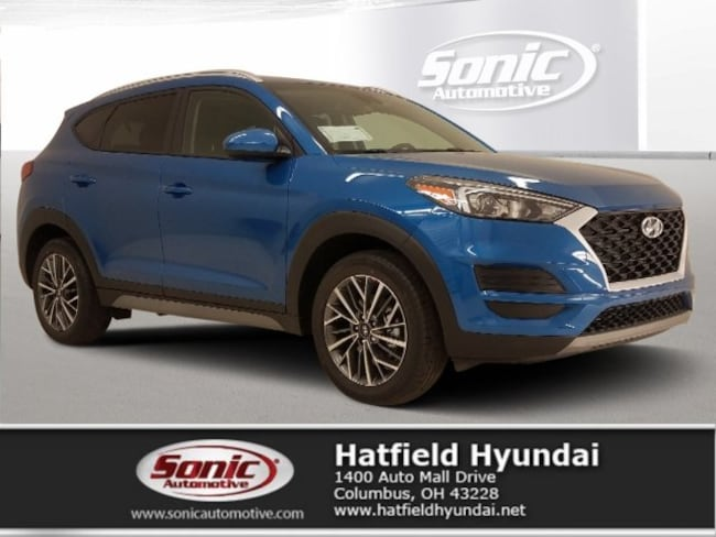 New 2019 Hyundai Tucson SEL SUV in Columbus, OH