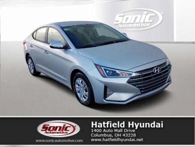 New 2019 Hyundai Elantra SE Sedan in Columbus, OH