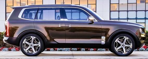 2019 Kia Telluride Suv Review Price Specs Columbus