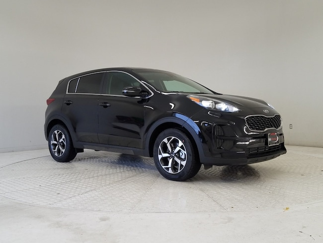 New 2020 Kia Sportage LX SUV in Columbus
