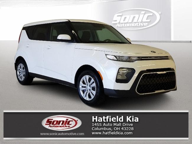New 2020 Kia Soul LX Hatchback in Columbus
