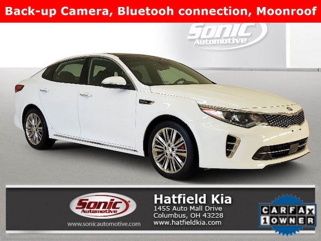 Used 2017 Kia Optima SX Limited  Auto Sedan in Columbus