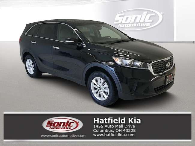 New 2019 Kia Sorento 2.4L LX SUV in Columbus